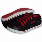 VIERRA BLACK RED
